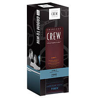 Набор American Crew Groom To Win 3 In 1 + Fiber New