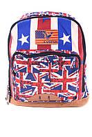 Рюкзак молодежный Lanpad 1802 Красный