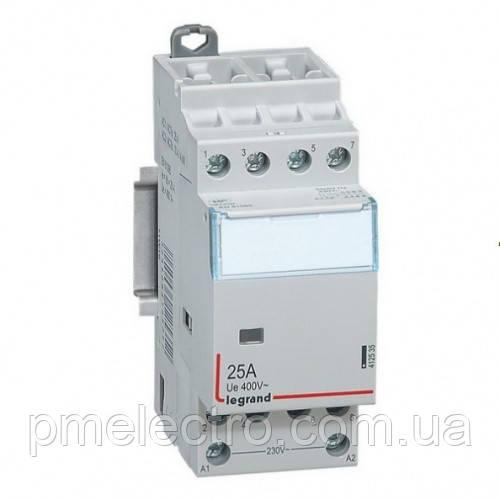 CX3 Сил.реле 25a 4но 230в