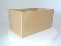 Ящик декоративный натуральный