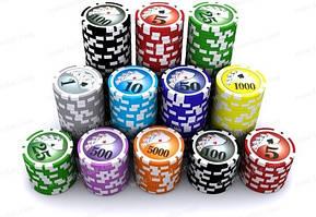 Какие бывают фишки для покера