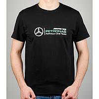 Футболка мужская Puma Mercedes 20977 черная