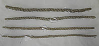 Веревка льняная d-8мм,10мм,12мм,14мм,16мм.