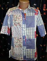 Рубашка летняя для девочки.