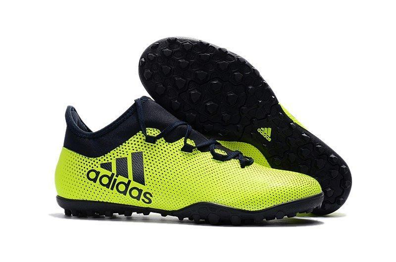 785fb94f Мужские бутсы сороконожки adidas X Tango 17.3 TF жёлтые от интернет ...