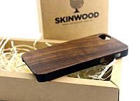 Деревянный чехол Американский орех для iPhone 5/5S