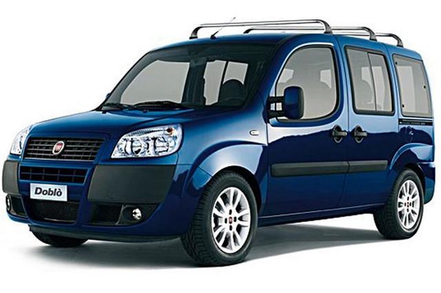 Fiat Doblo 2006-