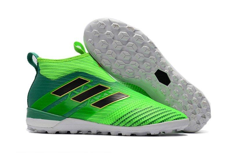 Сороконожки adidas ACE Tango 17+ Purecontrol TF green