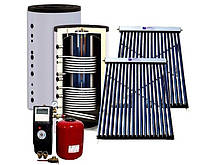 Система сплит солнечного нагрева воды JSH2-200-24