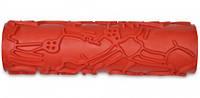 Валик структурный резиновый под ручку 6 мм,Favorit,02-737,Киев