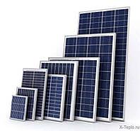 Солнечная панель / батарея  100 Вт