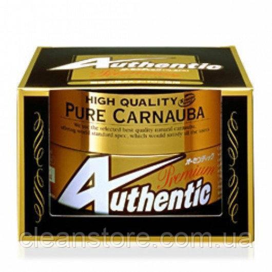 """Полироль для кузова Soft99 """"Authentic Premium"""""""