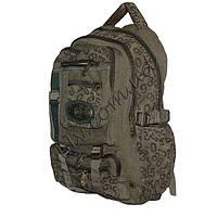 Рюкзак для мальчиков школьников фабричный пошив 16510-3