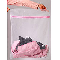 Мешок сетка для стирки 50Х40 см Socks & Stocking Underwears