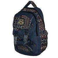 Рюкзак для мальчиков школьников новые модели 18878-1