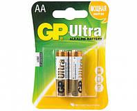 Батарейка GP Ultra+ AA
