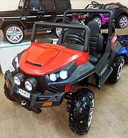 Детский электромобиль Buggy (Багги) S 2588 (M 3454EBLR-3), 4×4 с пультом 2,4G, колеса резина
