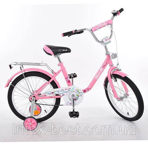 "Велосипед PROFI 18"" L1881 Pink (L1881)"