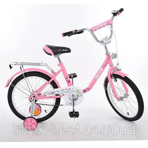 "Велосипед PROFI 18"" L1881 Pink (L1881) , фото 2"