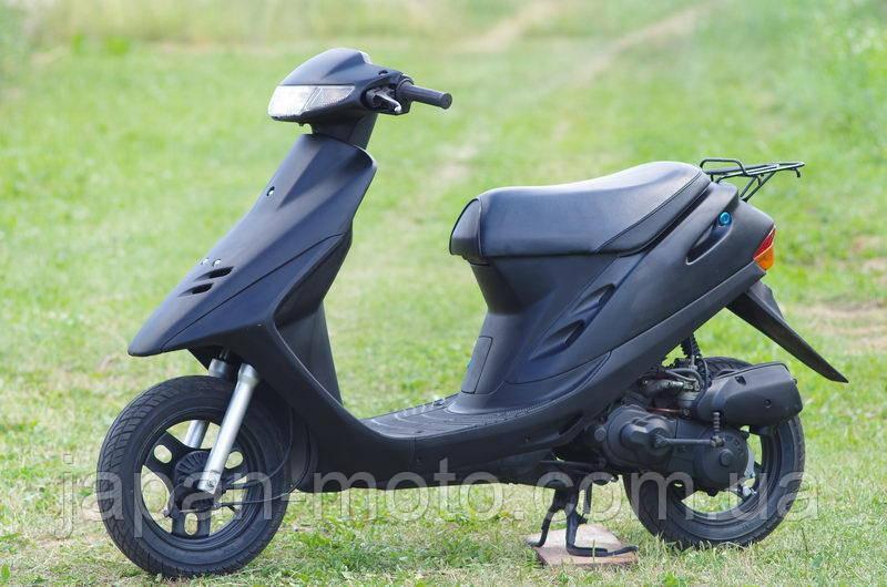 Скутер Хонда Дио 27 чёрный