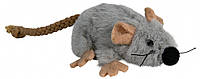 Игрушка Trixie Plush Mouse для кошек плюшевая, 7 см