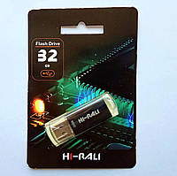 Флешка Hi-Rali 32GB Rocket series, черная