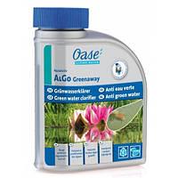 Биопрепарат от водорослей в пруду Oase AquaActiv AlGo Greenaway 500 мл