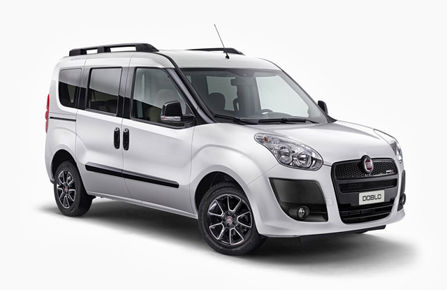 Fiat Doblo 2009-
