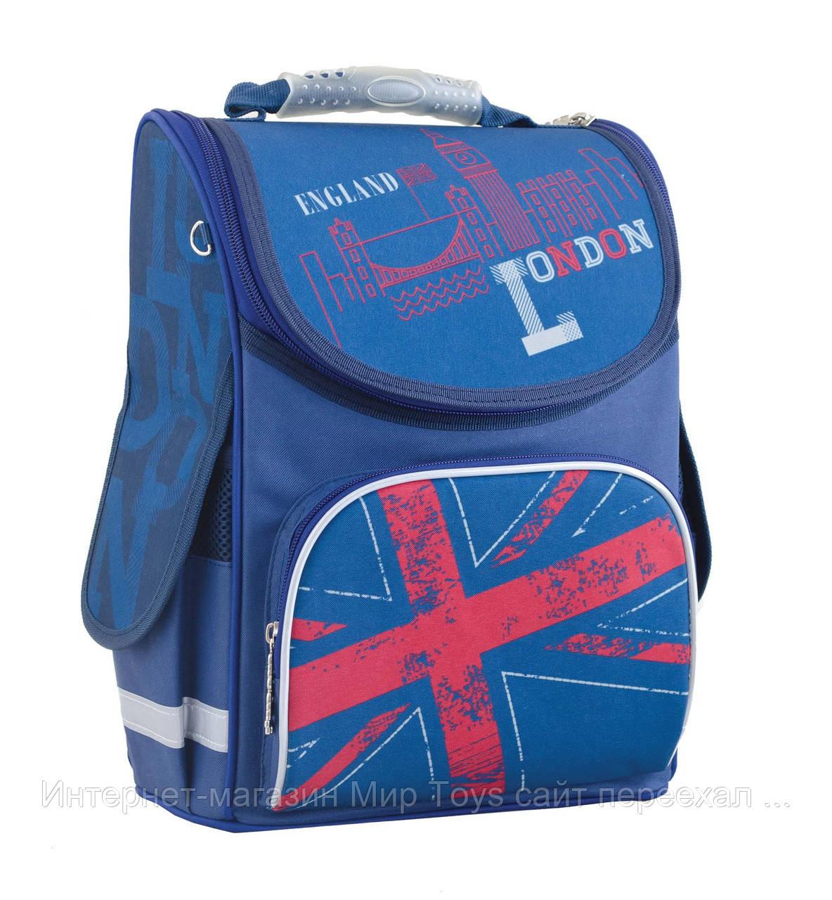 f3869c9e5dc5 Рюкзак школьный каркасный TM Smart PG-11 от TM 1 Вересня London 553420