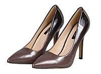 Туфли Vices 4010-5 Черный,темно-серый