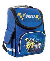 Рюкзак каркасний Smart  PG-11 1 Вересня Moto 553411