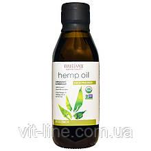 Nutiva, Органічне конопляна олія холодного віджиму, (236 мл)