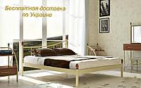 Кровать металлическая Калипсо полуторная