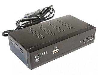 Full HD спутниковый ресивер Tiger F1 HD Dolby Digital