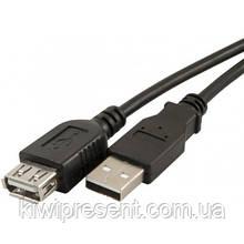 USB кабель удлинитель папа - мама