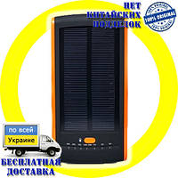 PowerPlant PB-S12000 12000мАч - универсальный аккумулятор c солнечной батареей
