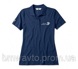 Женская рубашка поло BMW Polo Shirt, ladies, The Next 100 Years