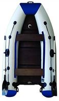 Надувная килевая моторная лодка  Kolibri - 3-местная КМ-300Д Лайт