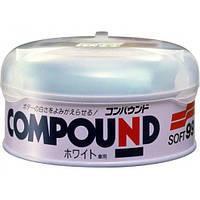 Полироль абразивная для светлых авто Rubbing Compound W