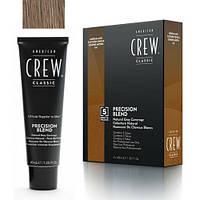 Краска для волос 5-6 уровень American Crew Precision Blend Medium Ash