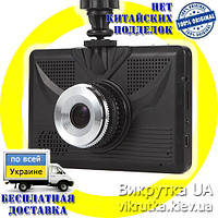 Bellfort GVR510 Cross FHD - 3в1: GPS навигатор с видеорегистратором Full HD на 3 камеры