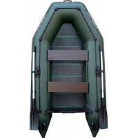 Надувная моторная лодка Kolibri - 2-местная  КМ-280 Стандарт