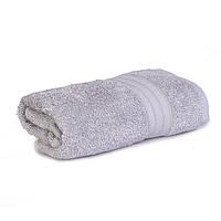Махровое полотенце 50х85см Grange Hand 525г\м2 Серый