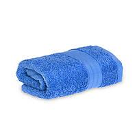 Махровое полотенце 50х85см Grange Hand 525г\м2 Синий