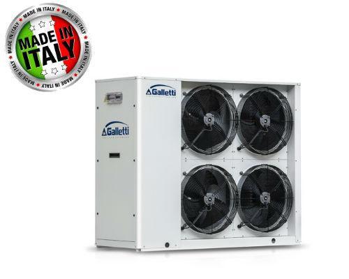 Чиллер Galletti MPEТ 034 C (2 компрессора, с воздушным охлаждением)