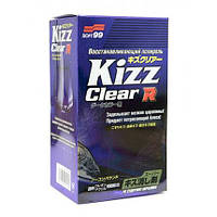 Полироль Kizz Clear R - восстанавливающая, маскировка царапин для темных авто