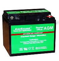 EverExceed ST-1240 на 12В 45Ач - AGM аккумулятор серии Standart Range