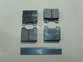 Колодка тормозная передняя комплект ВОЛЬВО (пр-во ABS)