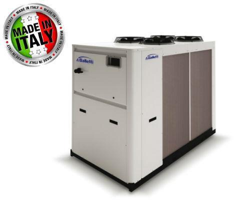 Чиллер Galletti MPEТ 076 C (2 компрессора, с воздушным охлаждением)
