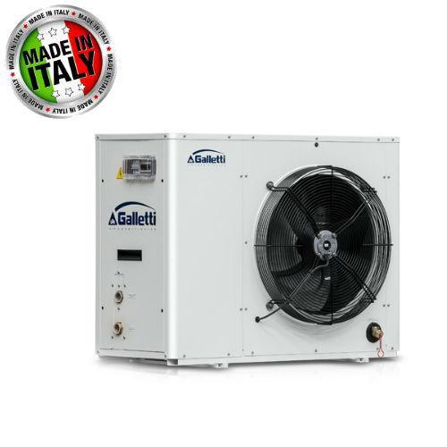 Чиллер Galletti MPE 004 H (с тепловым насосом)